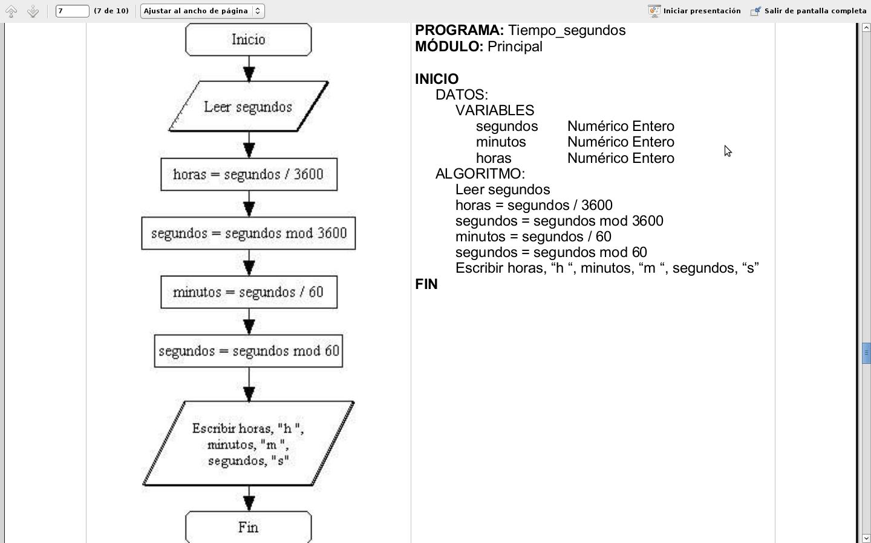 Curso de pseudocdigo cursos programacin ccuart Images